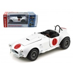 "1965 Shelby Cobra 427 S/C #11 ""Spinout"" Movie Elvis Presley Limited to 2500pc Worldwide 1/18 Diecast Model Car by Autoworld"