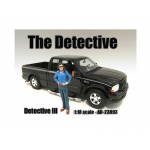 """The Detective #3"" Figure For 1:18 Scale Models by American Diorama"