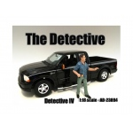 """The Detective #4"" Figure For 1:18 Scale Models by American Diorama"