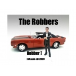 """The Robbers"" Robber I Figure For 1:24 Scale Models by American Diorama"