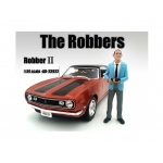 """The Robbers"" Robber II Figure For 1:24 Scale Models by American Diorama"