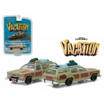"1979 Family Truckster ""Wagon Queen"" Honky Lips Version ""National Lampoon's Vacation"" Movie (1983) 1/64 Diecast Model Car by Greenlight"