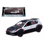 "Brian's 2009 Subaru Impreza WRX STi ""The Fast and The Furious"" Movie (2009) 1/43 Diecast Car Model by Greenlight"