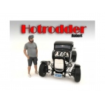 """Hotrodders"" Robert Figure For 1:18 Scale Models by American Diorama"