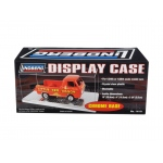 Display Show Case With Chrome Base For 1/24 1/25 Model Cars by Lindberg