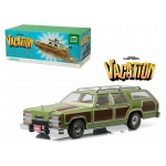 "1979 Family Truckster Wagon Queen ""National Lampoon's Vacation"" (1983) Movie 1/18 Diecast Model Car by Greenlight"