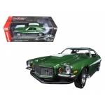 1970 1/2 Phase III 454 Chevrolet Camaro Bladwin Motion Limited Edition to 1002pc 1/18 Diecast Model Car by Autoworld