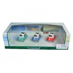 BMW Isetta 3pc Gift Set 1/43 Diecast Model Cars by Cararama