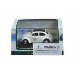Volkswagen Beetle #53 in Display Case 1/72 Diecast Model Car by Cararama
