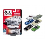 Autoworld Premium 2017 Release 1B Set Of 6 Cars 1/64 Diecast Model Cars by Autoworld