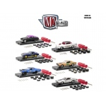 Auto Wheels 6 Cars Set Release 5 IN BLISTER PACK 1/64 Diecast Model Cars by M2 Machines