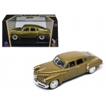 1948 Tucker Gold Signature Series 1/43 Diecast Model Car by Road Signature
