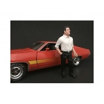 70's Style Figure III For 1:18 Scale Models by American Diorama