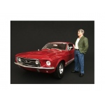 70's Style Figure VII For 1:18 Scale Models by American Diorama