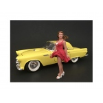 70's Style Figure VIII For 1:18 Scale Models by American Diorama