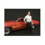 70's Style Figure III For 1:24 Scale Models by American Diorama