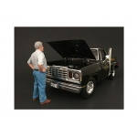 70's Style Figure V For 1:24 Scale Models by American Diorama