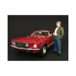 70's Style Figure VII For 1:24 Scale Models by American Diorama
