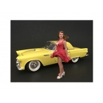 70's Style Figure VIII For 1:24 Scale Models by American Diorama