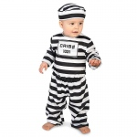 Doin' Time Infant Costume - 6-12M