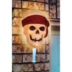 Seasons Pirates of the Caribbean Dead Men Tell No Tales Pirate Porch Light Cover One-Size