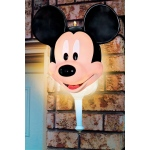 Seasons Mickey Mouse Porch Light Cover One-Size