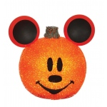 Seasons Mickey Mouse Sparkling Pumpkin One-Size
