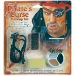 Fun World Pirate Character Makeup Kit One-Size