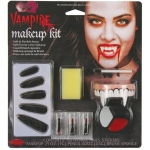 Fun World The Vampiress Character Makeup Kit One-Size