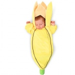 Leadtex Go Bananas Infant Bunting 0-6M