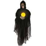 "60"" Reaper with Crystal Ball: Black, Everyday, Unisex"