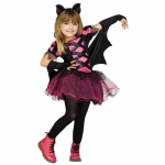 Bat Queen Toddler - L (3T-4T): L, Everyday, Female, Toddler