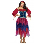 Gypsy Women's Adult Costume S: Small, Everyday, Adult