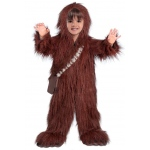 Classic Star Wars Premium Toddler Chewbacca 2T: 2T, Everyday, Toddler