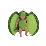 Swaddle Wings Darling Dragon 0-3M: 0/3M, Everyday, Infant