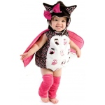 Emily the Owl Infant Costume - 18M/2T
