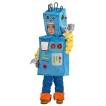 Racket the Robot 18M-2T: 18M/2T, Everyday, Infant