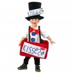 Kissing Booth 12M-2T: 12M/2T, Everyday, Infant