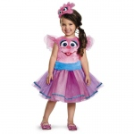 Abby Tutu Deluxe Costume (3T-4T): 3T-4T, Everyday, Child