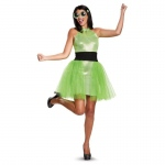 Disguise Powerpuff Girls Buttercup Deluxe Teen Costume One-Size