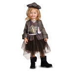 Disguise Captain Jack Inspired Tutu Classic Infant Costume 12-18M