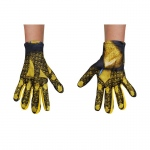 Disguise Power Rangers:  Yellow Ranger Child Gloves One-Size