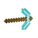Disguise Minecraft Pickaxe One-Size