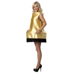 Christmas Lamp Dress for Women: Standard, Everyday, Adult