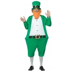 Leprechaun Hoopster Adult Costume: Standard, Everyday, Adult