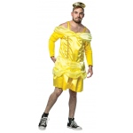 Beauty is a Beast Men's Costume: Standard, Everyday, Adult