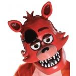 Rubie's Costumes Five Nights at Freddy's - Foxy Child PVC Mask One-Size