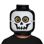 Disguise Lego Iconic - Skeleton Child Mask One-Size