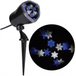 Sunstar Industries Lightshow Projection - Ornate Snowflurry