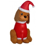 Airblown Cocker Spaniel: Red, Christmas, Unisex